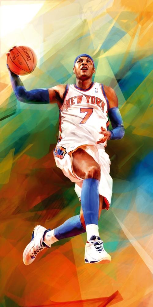 Portraits for Nike Harlem House of Hoops