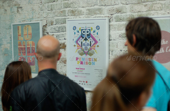 Poster-Exhibition-Gallery