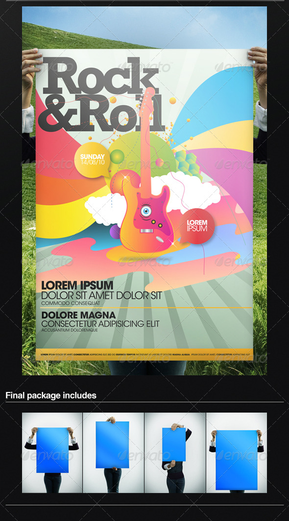 Poster-Mock-up-Templates