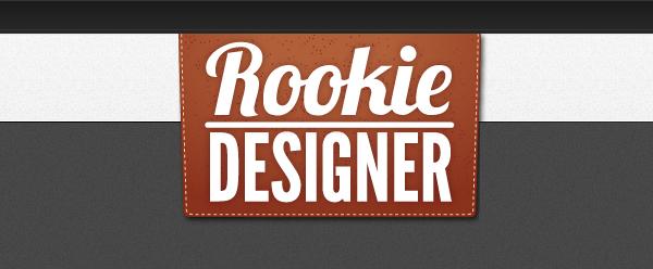 Rookie-Designer