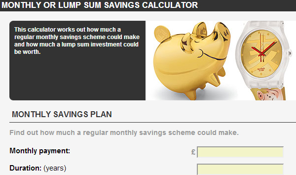 savings calculator Link Worthy Content Beyond Infographics