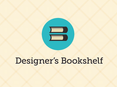 Designer's Bookshelf by James Santilli