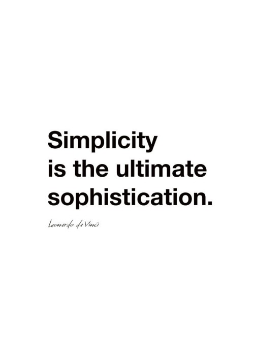 What is Simplicity by Pawe? Kadysz