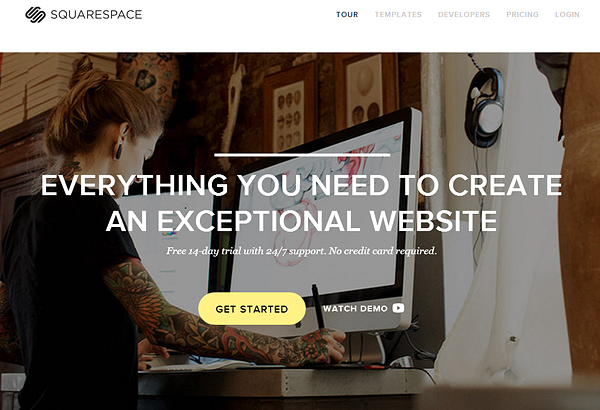 squarespace 5 Reasons You Might Not Want to Use WordPress