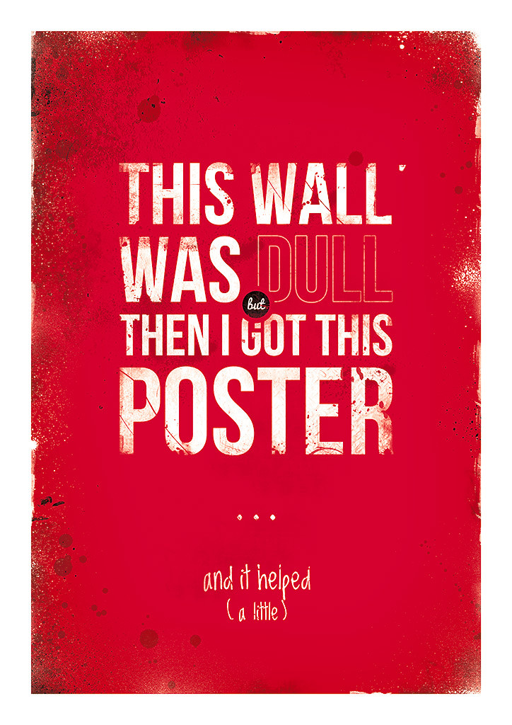 the wall thumb 1024x10241 Damn Fine Prints by Pawel Kadysz