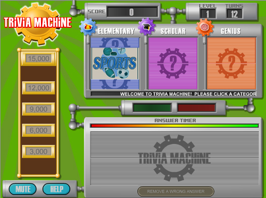 trivia machine Link Worthy Content Beyond Infographics
