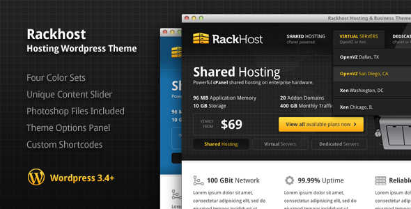 0   large preview1 15 Premium Hosting Wordpress Themes