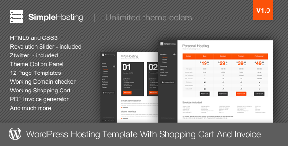 01 cover   large preview1 15 Premium Hosting Wordpress Themes