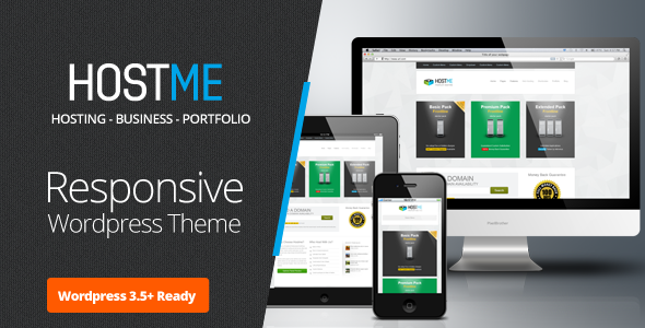 01 screenshot   large preview1 15 Premium Hosting Wordpress Themes