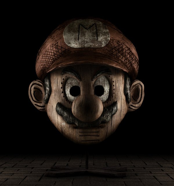 Holly Wood Mario by Tony & Emmanuelle