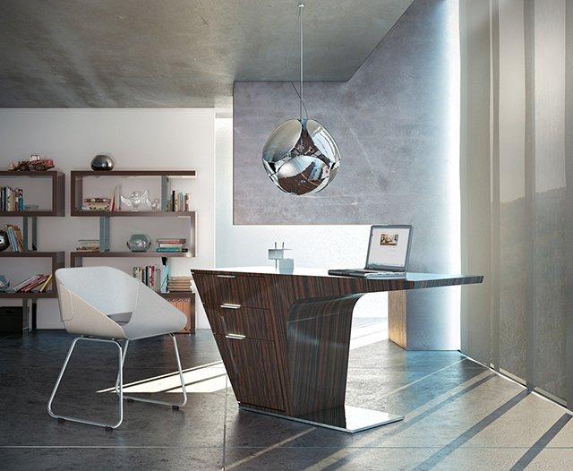 Mercer Desk by Modloft