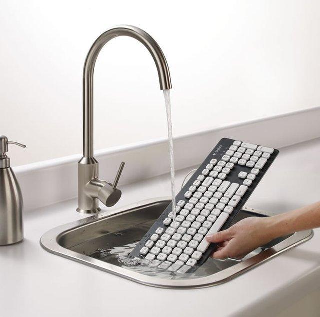 Washable Keyboard by Logitech