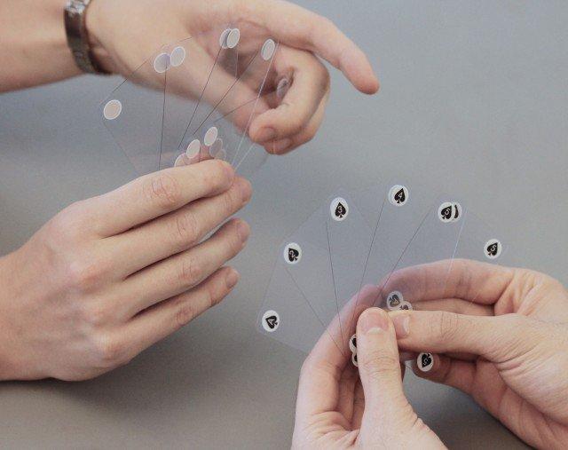 Transparent Playing Cards
