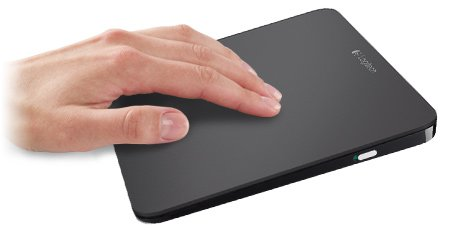 Logitech® Wireless Rechargeable Touchpad T650