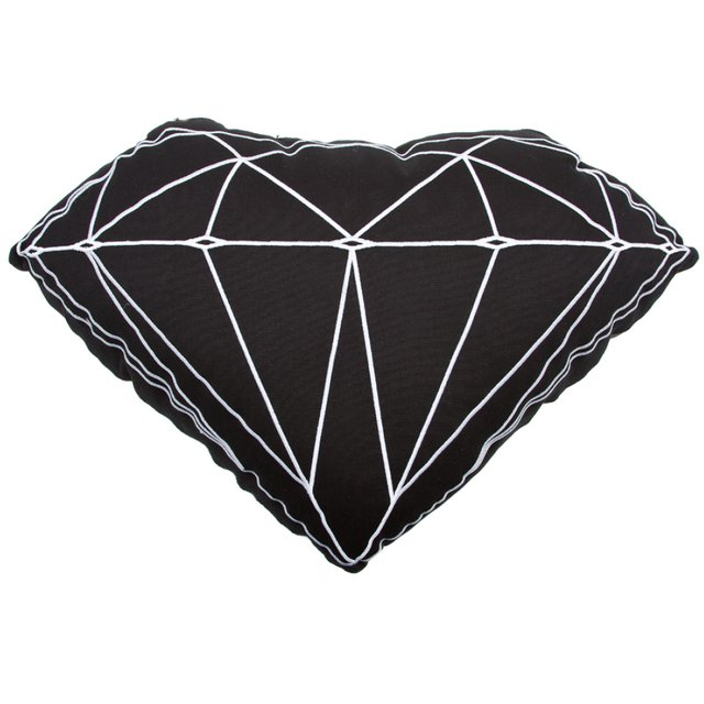 Brilliant Pillow by Diamond Supply Co.