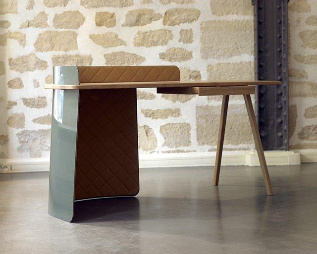 Big Boss Desk by Piergil Fourquie