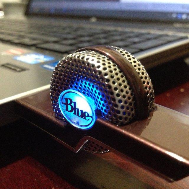 Blue Tiki USB Microphone