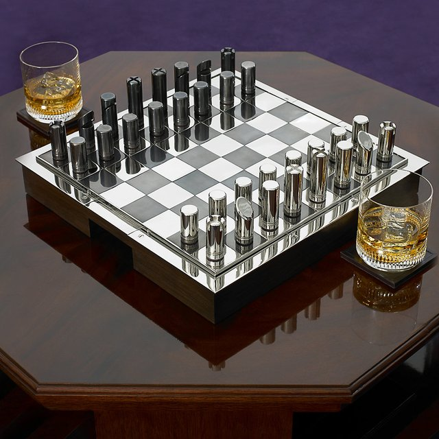 276952857553407463 307d45b745fd1 20+ Aesthetic Chess Set Designs