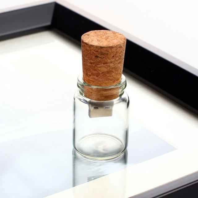 Drift Bottle USB Flash Drive