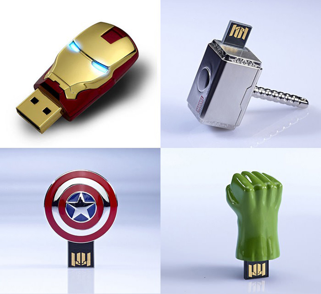 91344667945208211 c9f716d5c4d71 25 Creative USB Drives You Could Buy