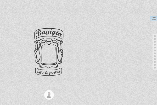 bagigia 35 Interactive Parallax Scrolling Website Designs