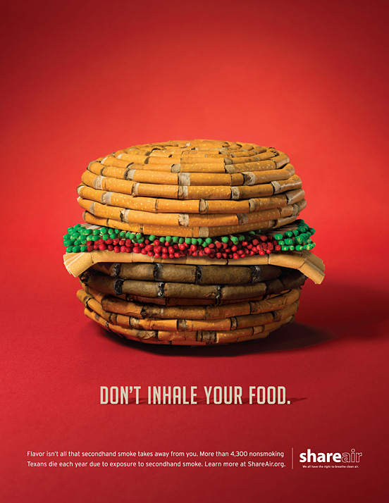 Don't Inhale Your Food