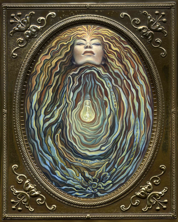 illuminance 09 web1 Visionary and Interdimensional Art by Amanda Sage