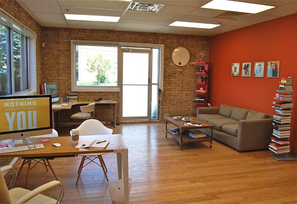 New Studio Space by Yossi Belkin