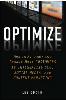 optimize book cover1 7 Great Social Media Books from 2012