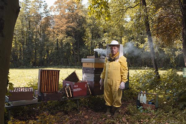Pietro Ventura, Beekeeper