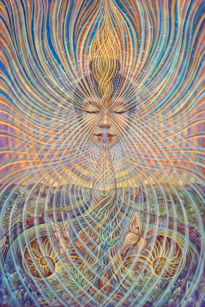 regeneration 33x46cm copy1 Visionary and Interdimensional Art by Amanda Sage