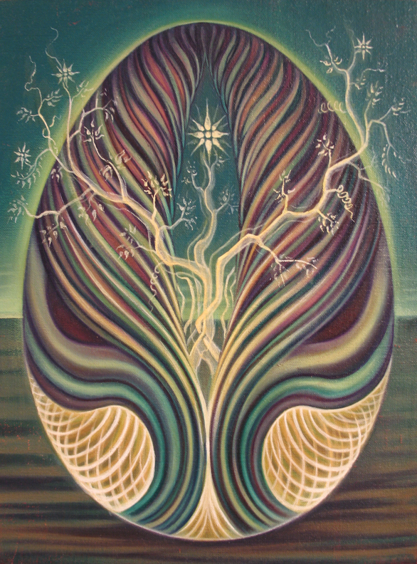 resurrection web1 Visionary and Interdimensional Art by Amanda Sage