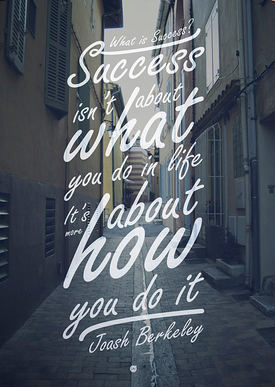 Success by Joash Berkeley