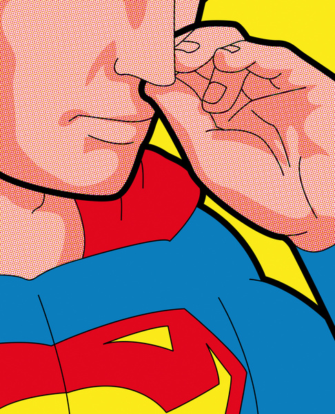 super bogies The Secret Life of Heroes by Greg Guillemin