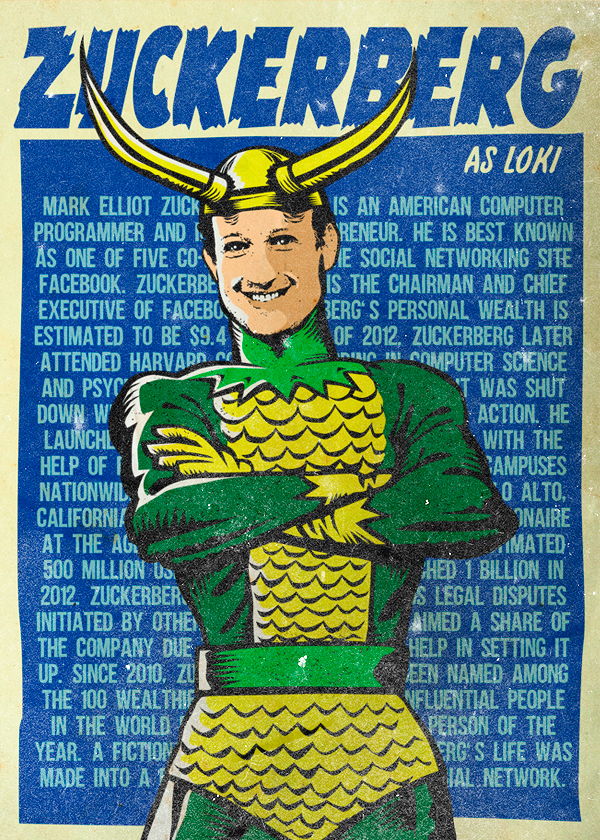 The Legion of Real Life Supervillains by Butcher Billy (1)