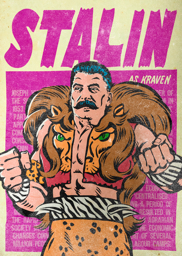 The Legion of Real Life Supervillains by Butcher Billy (2)