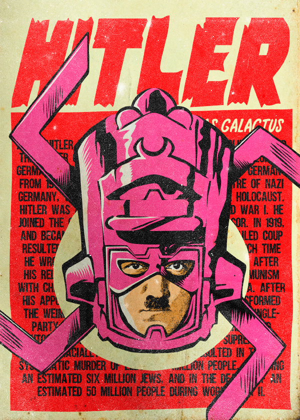 the legion of real life supervillains by butcher billy 3 The Legion of Real Life Supervillains by Butcher Billy