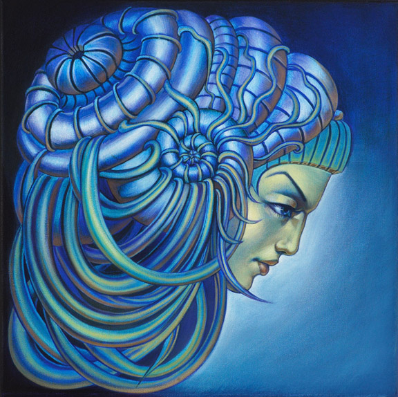 venus 08 web1 Visionary and Interdimensional Art by Amanda Sage