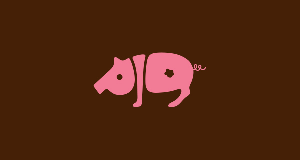 word animals 19 Word Animals Logotypes by Dan Fleming