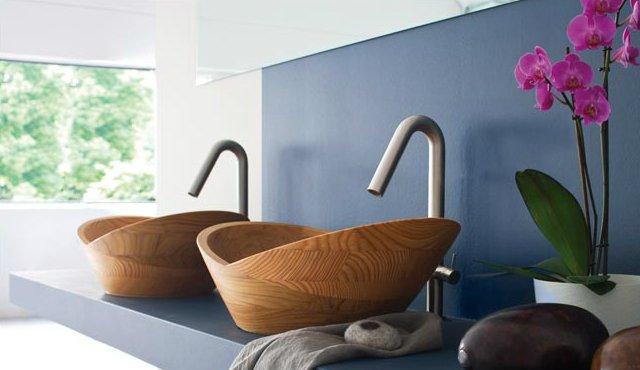 Thalia Wooden Sink by Francoceccotti