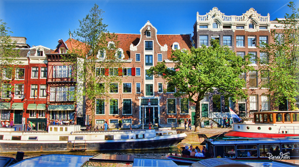 amsterdam 4 Exotic Countries for Designers' Coworking