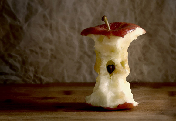 Apple's Children Illusion by Dean Pellerzi