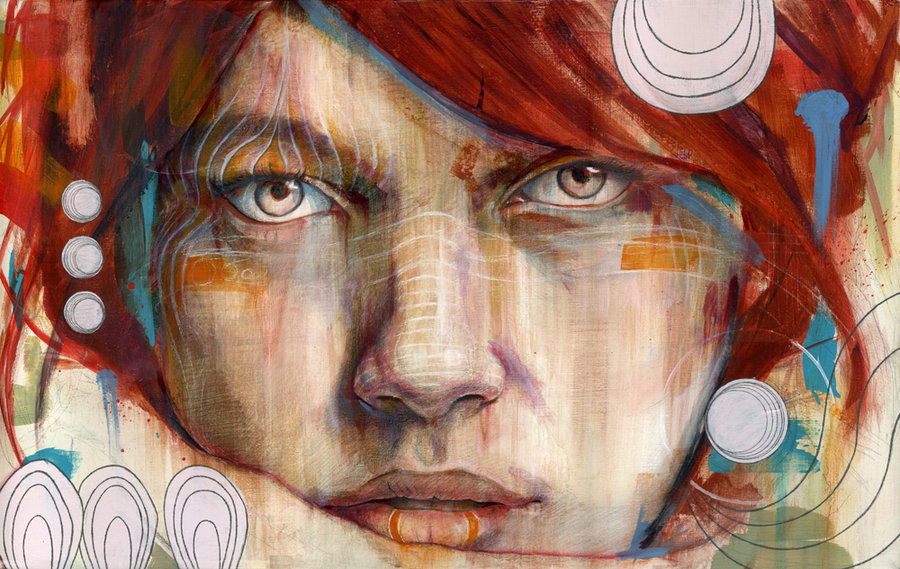 auburn 20 Marvelous Paintings from Michael Shapcott
