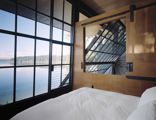 chicken point cabin 6 Chicken Point Cabin by Olson Kundig Architects