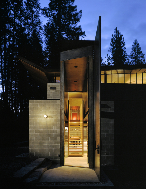 chicken point cabin 9 Chicken Point Cabin by Olson Kundig Architects