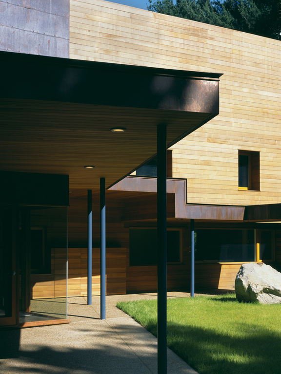 Copper House by Charles Rose Architects  (1)