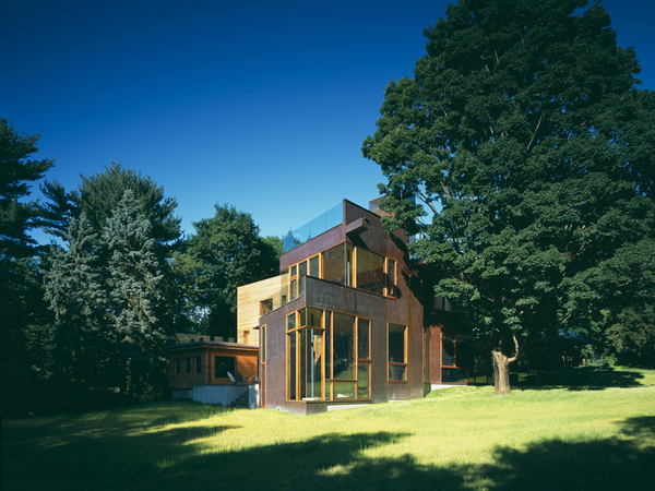 Copper House by Charles Rose Architects  (11)