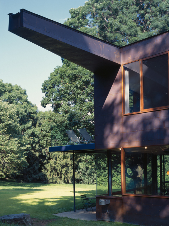 Copper House by Charles Rose Architects  (2)