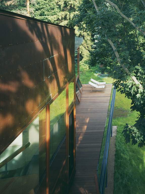 Copper House by Charles Rose Architects  (4)