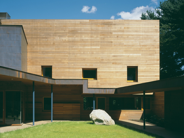 Copper House by Charles Rose Architects  (7)